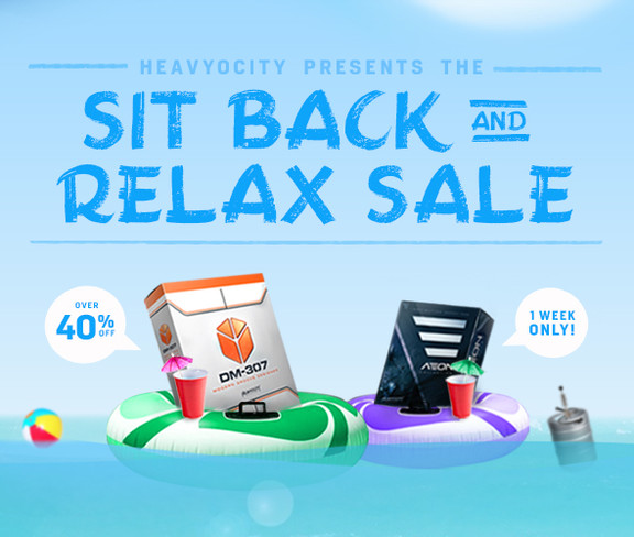 Sit Back and Relax Sale