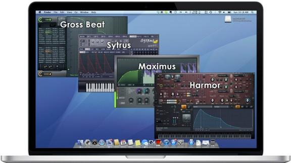 Image-Line OS X VST Alpha 3
