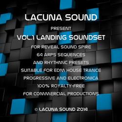 Lacuna Sound Vol.1 Landing Soundset