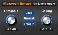 Lively Audio Maxwell Smart