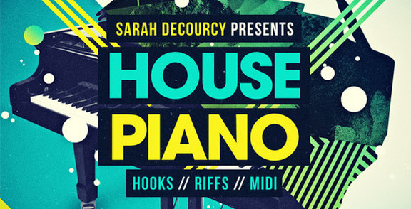 Sarah deCourcy House Piano