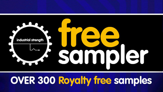 Free ISR Label Sampler