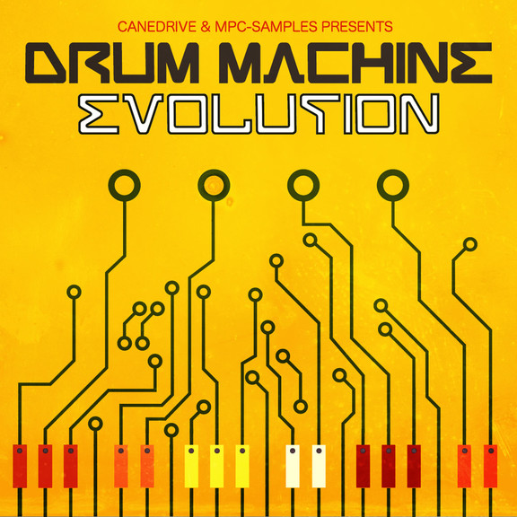 MPC-Samples Drum Machine Evolution