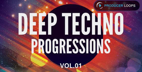 Producer Loops Deep Techno Progressions Vol 1