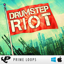 Prime Loops Drumstep Riot