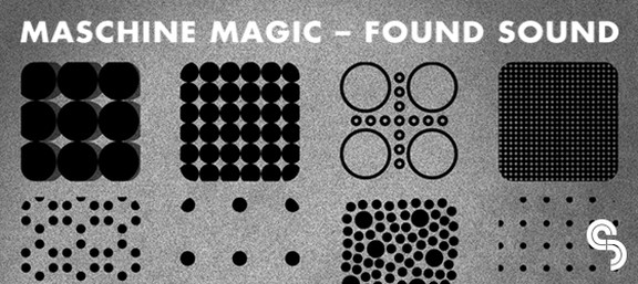 Sample Magic Maschine Magic: Found Sound