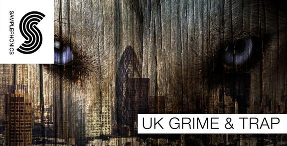 Samplephonics UK Grime & Trap