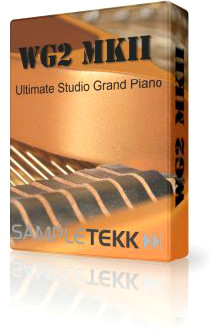 SampleTekk White Grand MkII