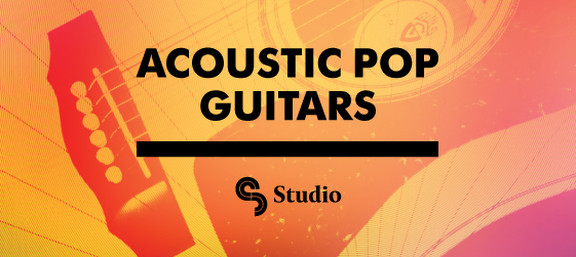 Sample Magic Acoustic Pop Guitars