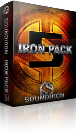 Soundiron Iron Pack #5