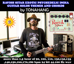 Ravish Sitar Electric Guitar Solos and Chords