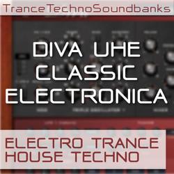 DIVA U-HE Classic Electronica
