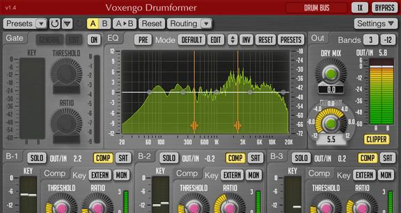 Voxengo Drumformer