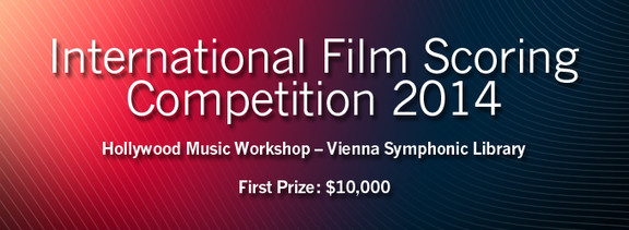 International Film Scoring Competition 2014