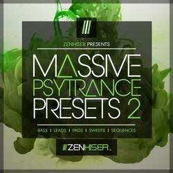 Zenhiser Massive Psytrance Presets 2