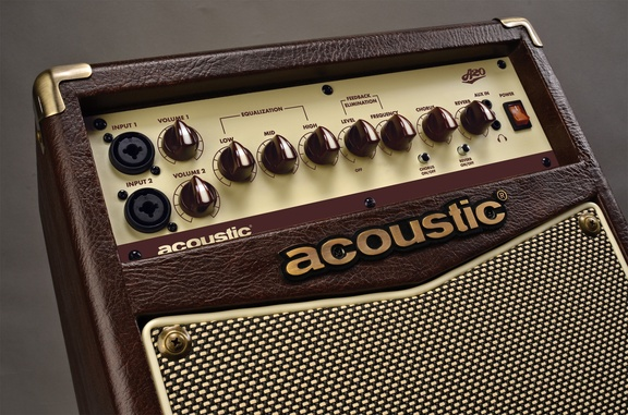 Acoustic Amplification A20