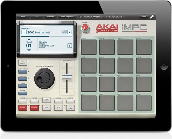 Akai Pro iMPC Pro