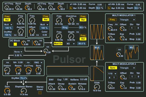 Amazing Noises Pulsor