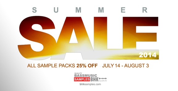 BHK Samples Summer Sale