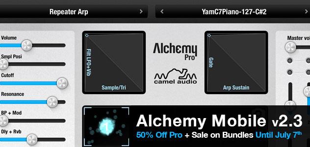 Camel Audio Alchemy Mobile Sale
