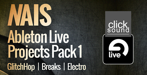 Nais Ableton Live Projects Pack 1