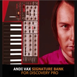 Andi Vax Signature Bank