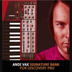 Andi Vax Signature Bank