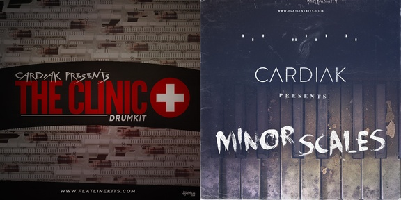 Cardiak The Clinic & Minor Scales