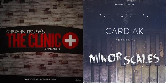 Cardiak The Clinic & Minor Scales