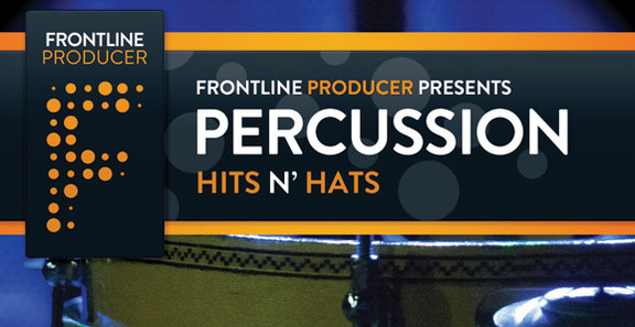 Frontline Producer Percussion Hits n' Hats