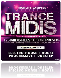 HighLife Trance MIDIS