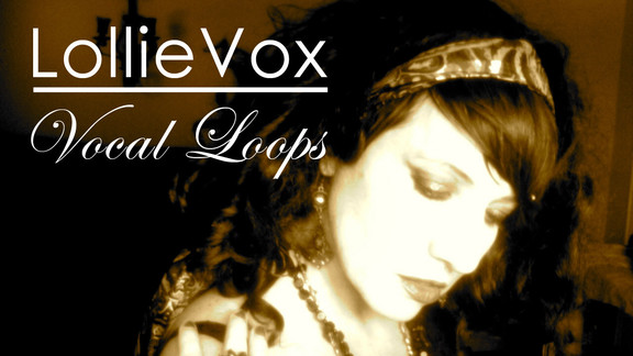 Image-Line LollieVox Vocal Loops