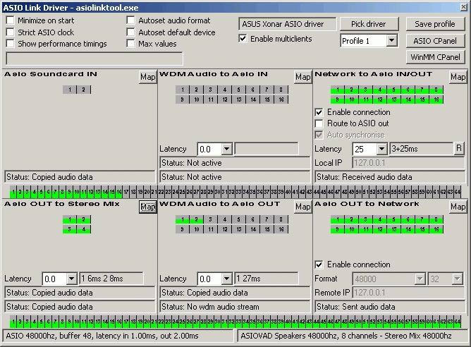 WDM ASIO Link Drive Pro v2.0