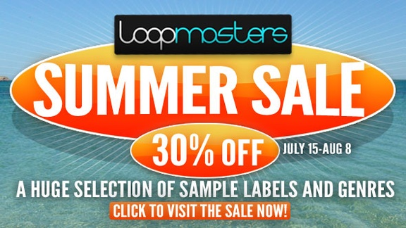 Loopmasters Summer Sale 2014