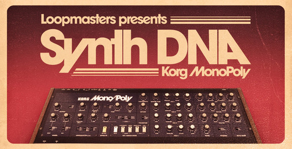 Synth DNA - Korg MonoPoly