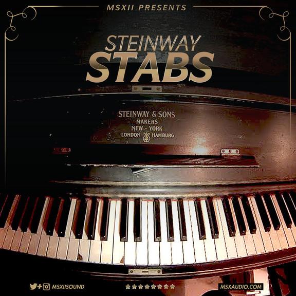 MSXII Sound Design Steinway Stabs