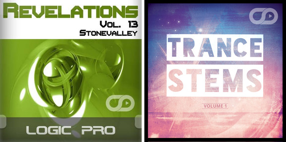 Revelations Vol 13 & Trance Stems Vol 1