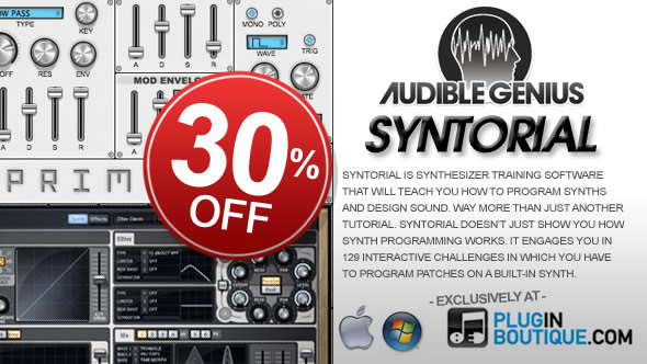 Audible Genius Syntorial