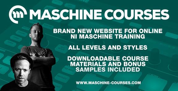 Maschine Courses
