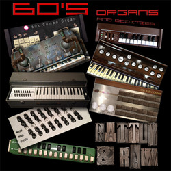 Rattly And Raw 60s Organs and Oddities