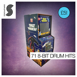 Samplephonics 8-Bit Drum Hits