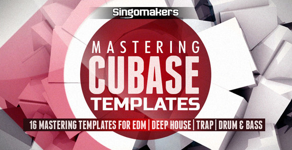 Singomakers Cubase Mastering Templates