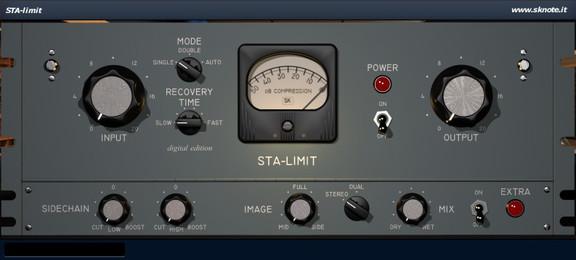 SKnote STA-limit