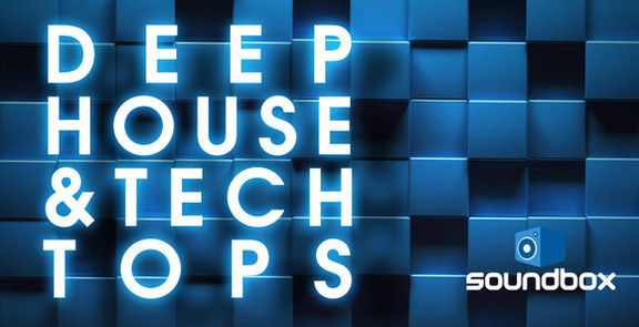 Soundbox Deep House & Tech Tops