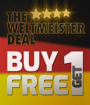 Soundcells Weltmeister Deal