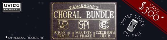 Virhamonic Choral Bundle