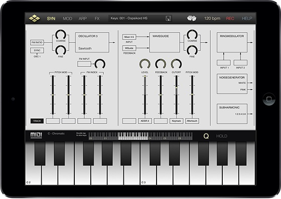 VirSyn Tera Synth for iPad