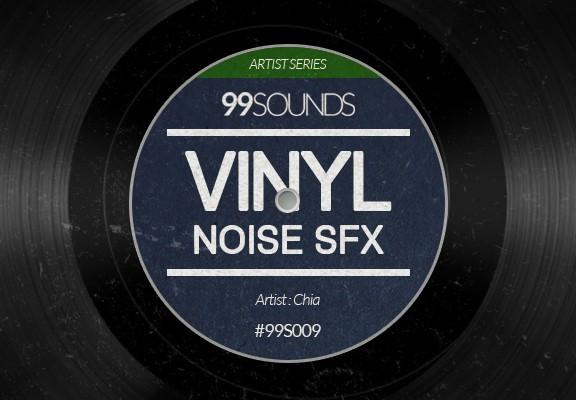 99Sounds Vinyl Noise SFX