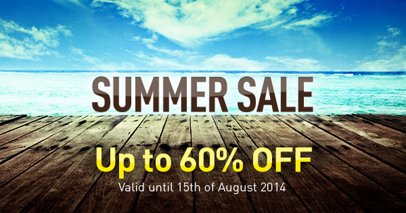 Cluster Sound Summer Sale