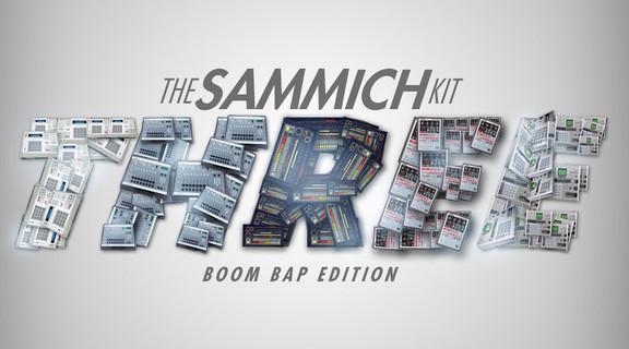 MSXII Sound Design Sammich Kit Vol.3
